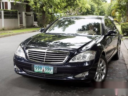 Well-maintained 2007 Mercedes Benz S350 for sale