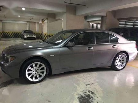 Impeccable Condition BMW 745i 2004  For Sale