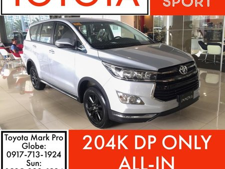 Silver Toyota Innova 2019 for sale in Metro Manila