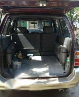 Toyota Revo VX200 AT 2002 Red SUV For Sale