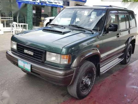 Isuzu Trooper Bighorn 4x4 Diesel Green For Sale 317056