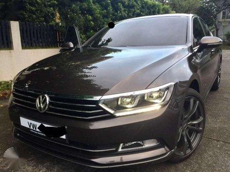 2016 Volkswagen Passat 2.0 TSI FOR SALE