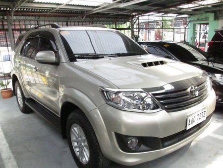 2014 Toyota Fortuner LIKE NEW FOR SALE