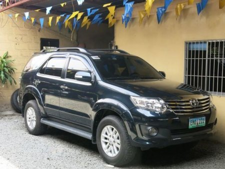 2012 Toyota Fortuner for sale at best price