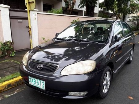 2001 Toyota Altis for sale
