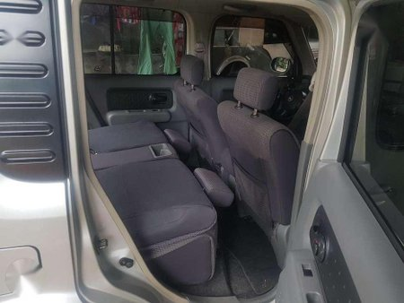 Nissan Cube 2003 2nd Gen 1.4 AT Silver For Sale