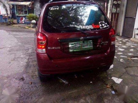 Suzuki Alto K10 2012 MT Red HB For Sale