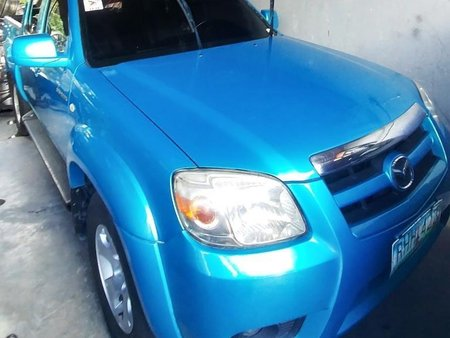 Mazda Bt-50 2009 Blue for sale in Manila