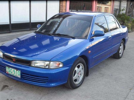 Mitsubishi Lancer Glxi 1994 MT Blue For Sale