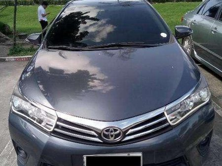 2014 Toyota Altis 1.6V AT for sale