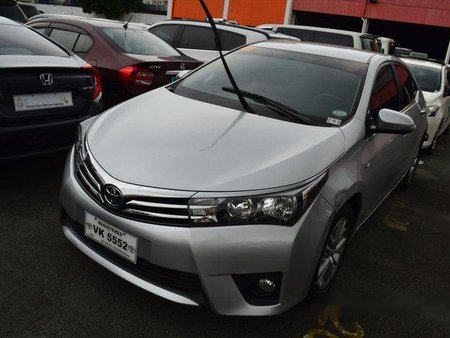 Toyota Corolla G 2017 for sale