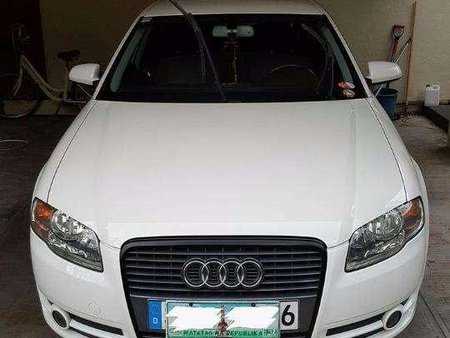 2007 Audi A4 Gas AT for sale