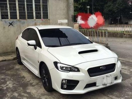 For 2017 Subaru Wrx Cvt 2 0turbo