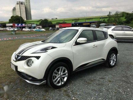 2017 Nissan Juke N Sport At White Suv For Sale 325813