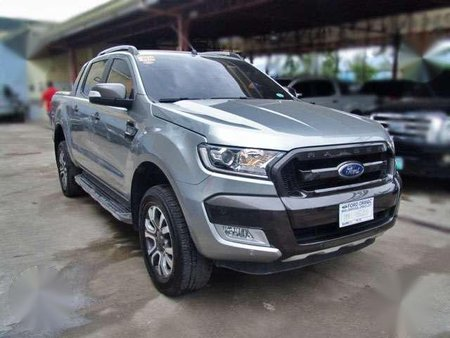 2016 Ford Ranger >> 2016 Ford Ranger Wildtrak 2 2 4x4 At Silver For Sale 327011