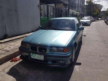 1999 Bmw 316i blue for sale