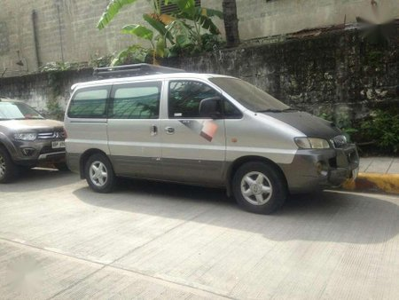 2002 Hyundai Starex for sale