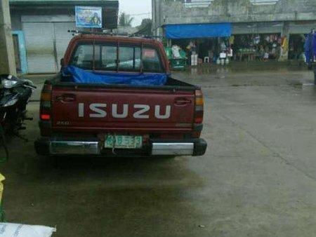 Isuzu Fuego 97 model for sale