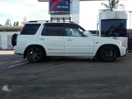 honda cr   jdm  white  sale