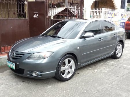 Well-maintained MAZDA 3 2005 for sale