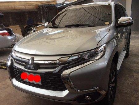 2017 Mitsubishi Bullet Proof Montero Gls Premium For Sale