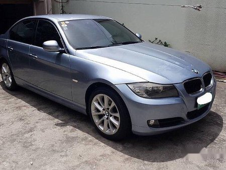 Well-kept BMW 318d 2012 for sale
