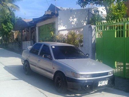 Mitsubishi Lancer Singkit Silver Sedan For Sale