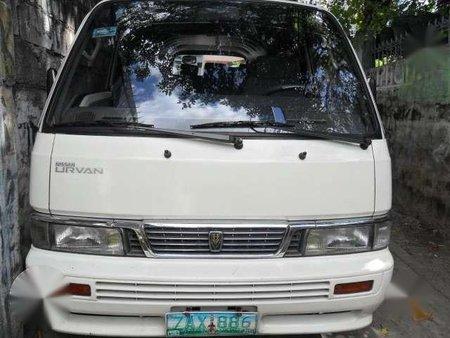 Nissan Urvan Escapade 2005 for sale