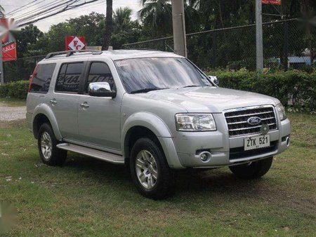 2008 ford everest xlt 4x2 manual silver for sale 342378 rh philkotse com 2017 Ford Everest 2017 Ford Everest
