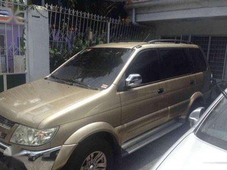 Isuzu Sportivo 2008 25 Diesel Golden For Sale 343003