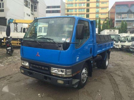Mitsubishi Fuso Canter Mini Dump Truck FOR SALE