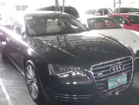 Well-maintained Audi A8 2011 for sale
