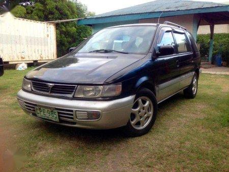 1998 mitsubishi space wagon 7 seater