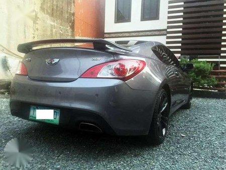 Hyundai Genesis Coupe Turbo Automatic 2012