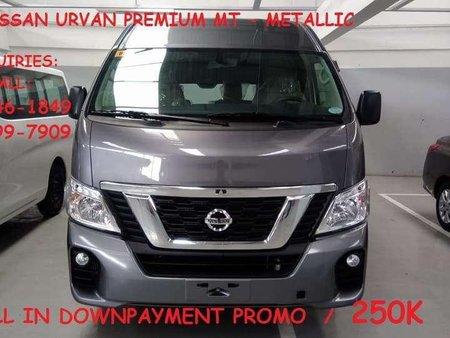 17a5bc774b New 2018 Nissan Urvan Premium MT For Sale 348568