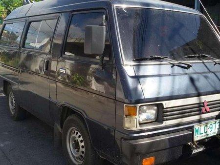 37f0062ee3 2000 model MITSUBISHI L300 versa van diesel FOR SALE 350946