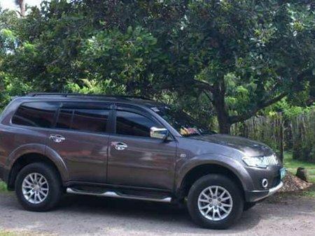 Sale Mitsubishi Montero Model Updated Registration - Mitsubishi registration