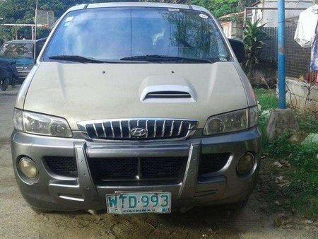 2001 Hyundai Starex SVX Matic Diesel FOR SALE