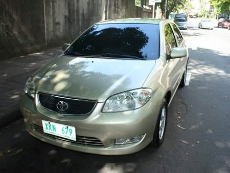 Good as new Toyota vios 2003 for sale