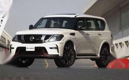 For Model 2012 Present Nissan Patrol Royale Nismo 354287