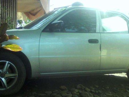 Toyota Corolla Manual Silver Sedan For Sale