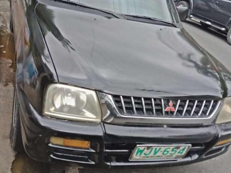 Mitsubishi Endeavor 1999 MT Black For Sale