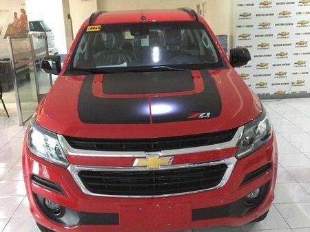 New 2018 Chevrolet Trailblazer 4x4 Z71 At For Sale 354760