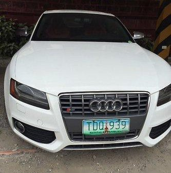 Well-kept Audi S5 2012 for sale