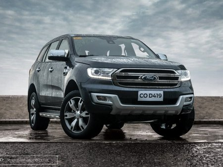Ford Everest 2018 For Sale 356718
