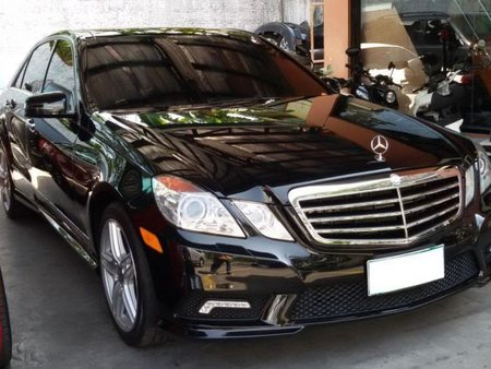 2012 Mercedes-Benz E550 for sale