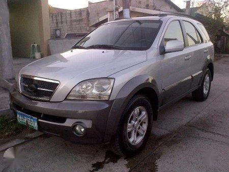 2006 Kia Sorento 4X4 CRDi GOOD AS NEW For Sale