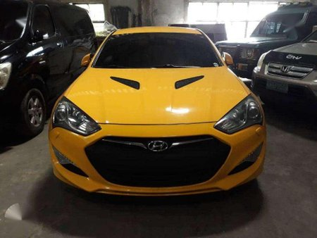 2013 Hyundai Genesis Coupe For Sale >> 2013 Hyundai Genesis Coupe 2 0l Yellow For Sale