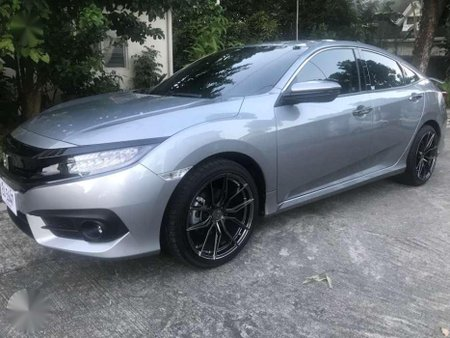 2017 Model Honda Civic RS Turbo Top Of The Line For Sale