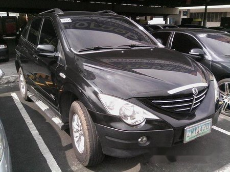 Good as new Ssangyong Actyon 2008 for sale